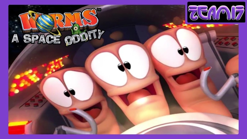 Worms A Space Oddity (2008) All Movies / Cutscenes (re-encoding in HD)