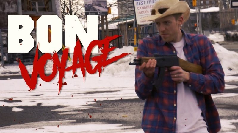 New Swears Bon Voyage Official Video