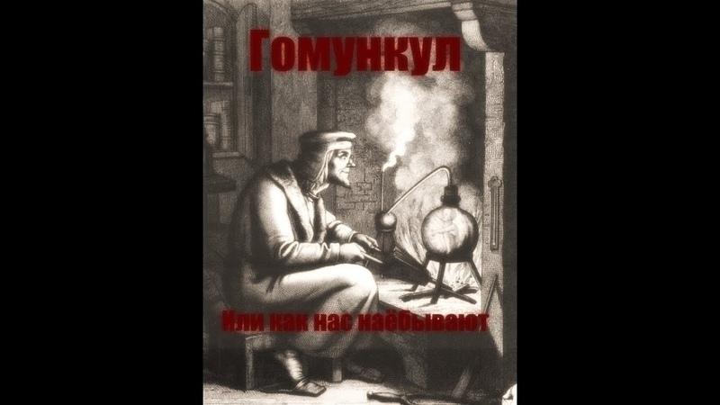 ОН СУЩЕСТВУЕТ, ИЛИ ГОМУНКУЛ ГОЛОВНОГО МОЗГА/ Popov Psychopath