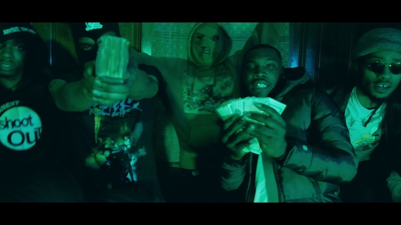 Stikkz - Flyboy Jizzle , Mike Bandz , Trill Official Video
