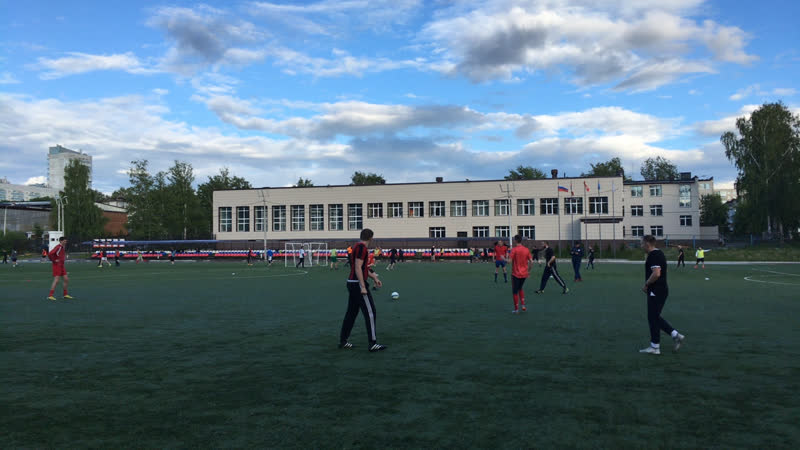 2 тайм Атлетик Юникс 2 лига