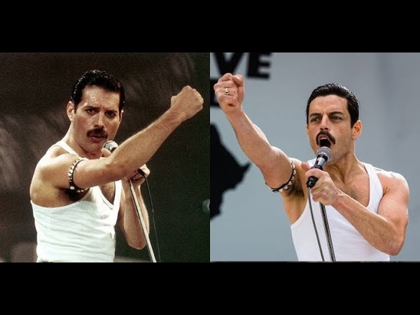 BOHEMIAN RHAPSODY MOVIE 2018 [ALL SONGS PART 3] Full Live Aid and Epilogue