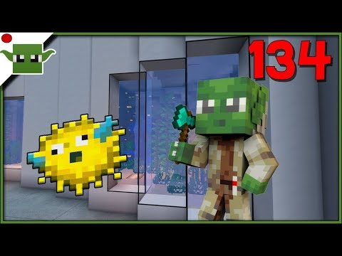 🔴Minecraft City Building - E134 - Aquarium with Patrons Channel Members - follow me on Insta