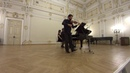 Ilya Gringolts and Peter Laul play Dvorak Sonatina op 100