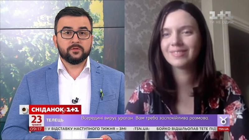 Яніна Соколова Почуваюся прекрасно і готова робити щось корисне для країни і людей