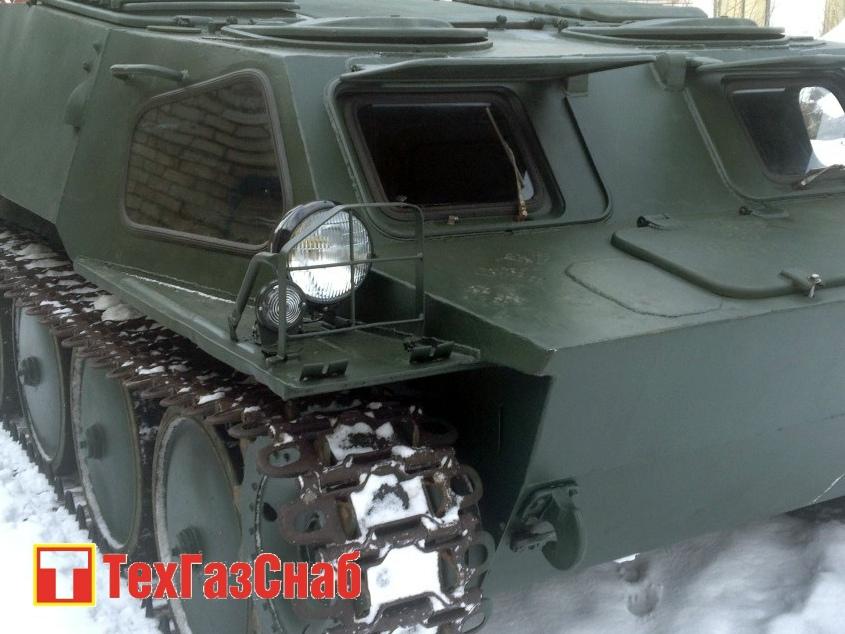 вездеход ГТМУ Газ-73