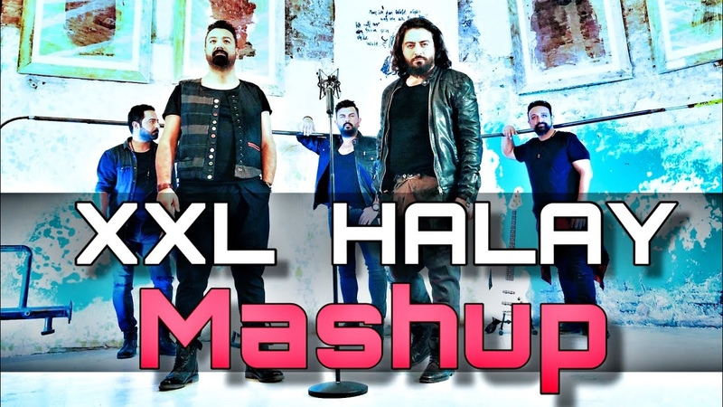 NaZey feat Yusuf Tomakin  XXL Halay Mashup Official Video in 4K
