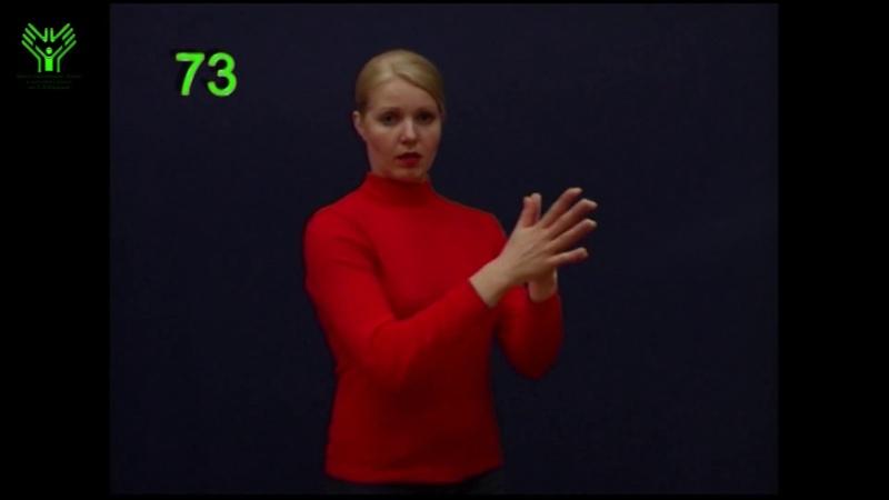 073 Валить с больной головы на здоровую Словарь лексики русского жестового языка