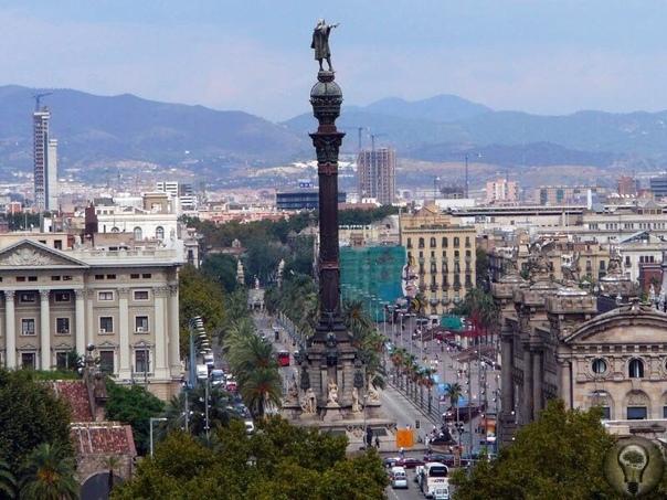 Лучшие смотровые площадки Барселоны