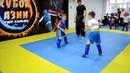 Ушу саньда Ангарск аттестация первая ступень, дети 4 - 6 лет, 1 года обучения