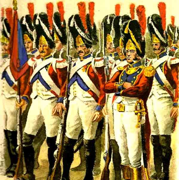 Швейцарцы Наполеона