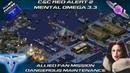 MENTAL OMEGA 3.3.4 - Allied Fan Mission, DANGEROUS MAINTENANCE [Red Alert 2]