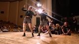 WICKED ZONE 2019 DANCEHALL 2x2 MAYER ANNA and ROCKACHEVSKAIA ULIA vs EVELIN and LIDA14