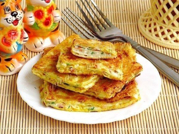 Готовим восточные гренки на завтрак!