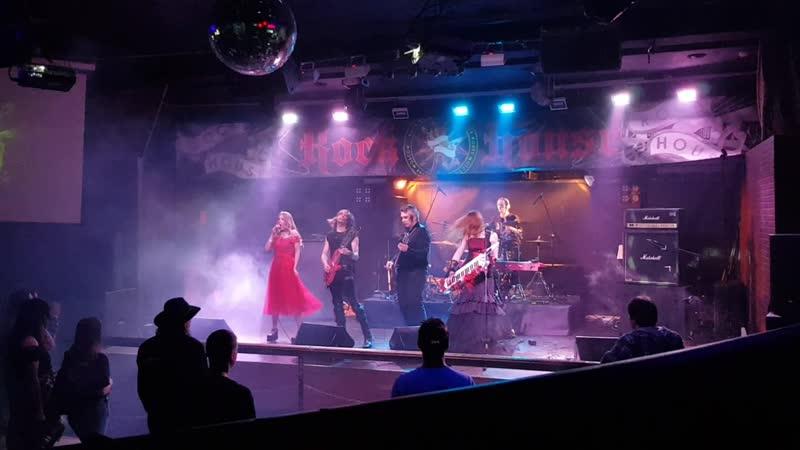 МореЖдёт ПойМояДевочка live 01 03 19 Rock House
