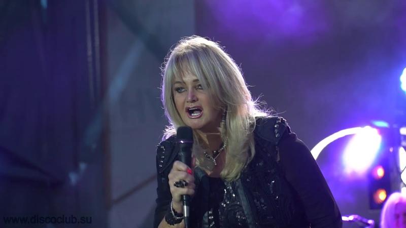 Bonnie Tyler Band Live in the Golden City Complex Russia Tulskaya Region 14 07 2018