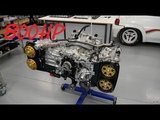 800HP Incredible Subaru Engine Build Part 3 l Subi-Performance