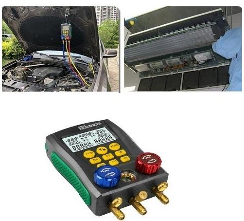 Тестер давления систем кондиционера