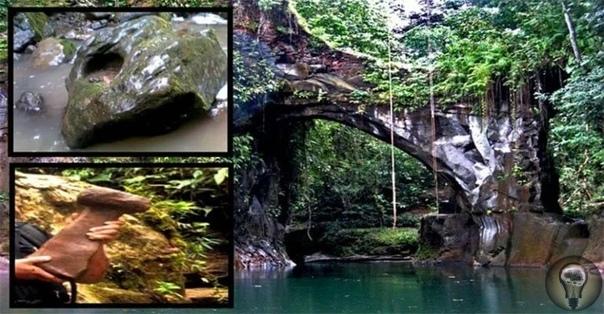 Затерянный город гигантов в джунглях Амазонки. Эквадорские мифы говорят о древних городах великанов, скрывающихся в джунглях Амазонки, оставленных своими «необычными» обитателями и медленно