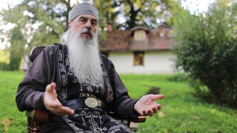 На вопросы отвечает Игумена N. О книге в горах Кавказа