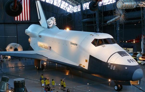 Космический челнок «Шаттл» (Space Shuttle Enterprise OV-101