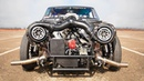 Daddy Dave reveals Goliath's NEW twin turbo setup