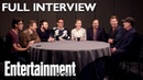 'Avengers: Endgame' Cast Full Roundtable Interview On Stan Lee & More   Entertainment Weekly