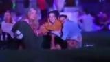 Видео Кристен, Сара, Сьюзи и CJ в Coachella в прошлую пятницу