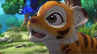 Маугли - Книга джунглей - Детеныш Маугли –развивающий мультфильм для детей HD