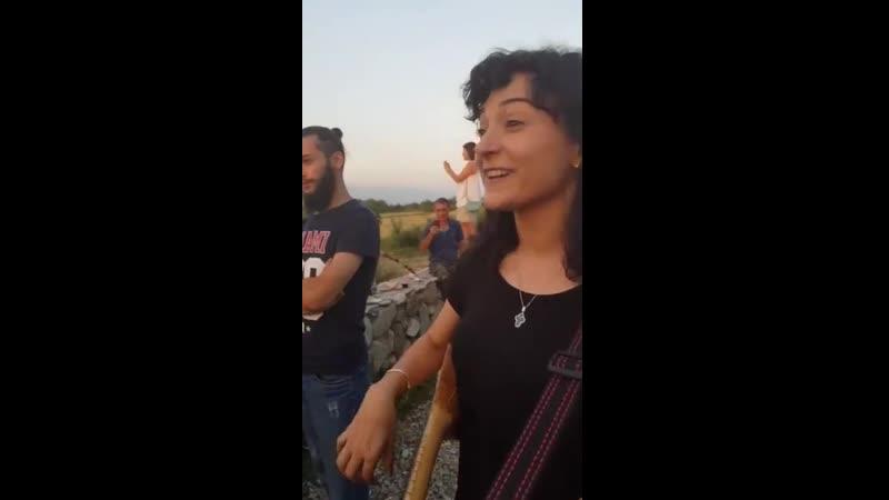 თამუნა ალადაშვილი – ორიდილი რაჭული Тамуна Аладашвили - Оридили Рачинская