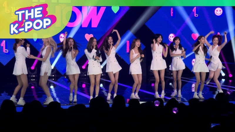 WJSN, THE SHOW CHOICE (Non-edited ver.) [THE SHOW, Fancam, 190618] 60P