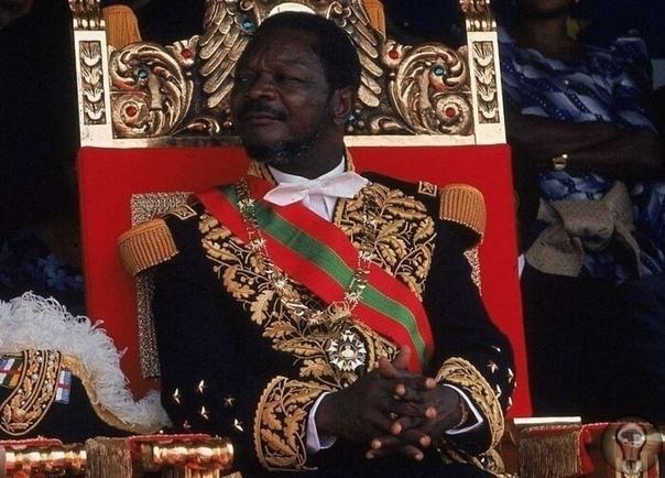 ОТ КАННИБАЛА ДО ИМПЕРАТОРА ОДИН ШАГ: 4 ИСТОРИИ АФРИКАНСКИХ ПРЕЗИДЕНТОВ В чёрной-чёрной стране, на золотом-золотом троне сидел чёрный-чёрный президент и творил такие дикие вещи, о которых мы