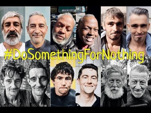 Делай добро и выкладывай в сеть Этот парень делает из бездомных настоящих красавцев Джошуа Кумбс