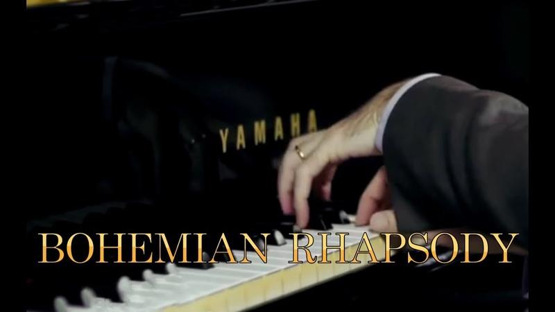Queen - Bohemian Rhapsody - Rock Opera Piano Cover play by ear by Fabrizio Spaggiari - Milan