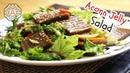 Korean Acorn Jelly Salad 도토리묵 무침 DoToRiMuk MuChim Aeri's Kitchen