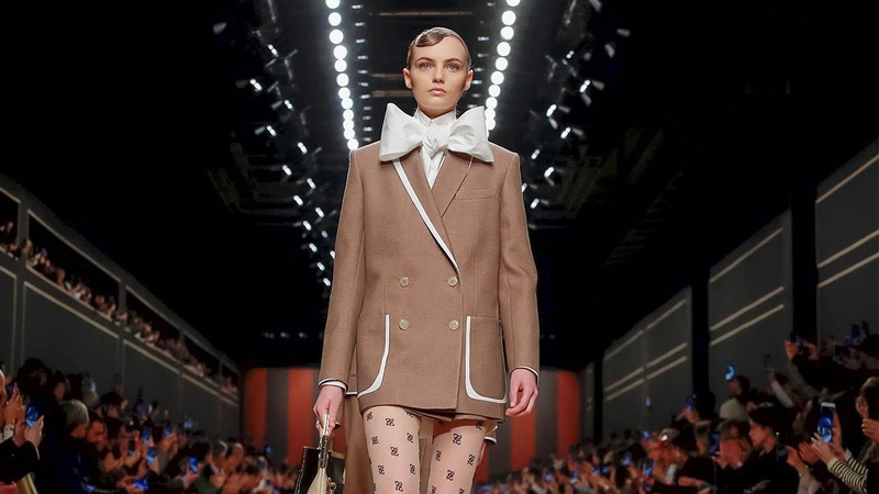 Fendi | Fall Winter 2019/2020 Full Fashion Show | Exclusive