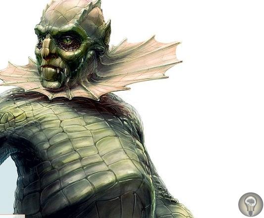 Кощей Бессмертный: Рептилоид, Ксеноморф или Инопланетный робот