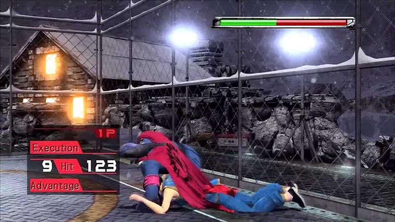 Virtua Fighter 5 Final Showdown Goh Hinogami Combo Video Arctic Clasp