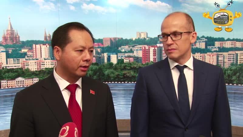 Генеральный консул Китайской Народной Республики в Казани посетил Ижевск