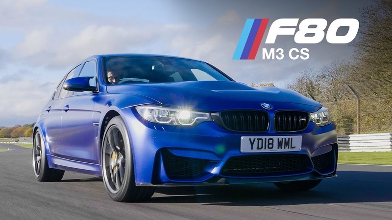 BMW F80 M3 CS The M3 Masterpieces Ep.5 | Carfection 4K