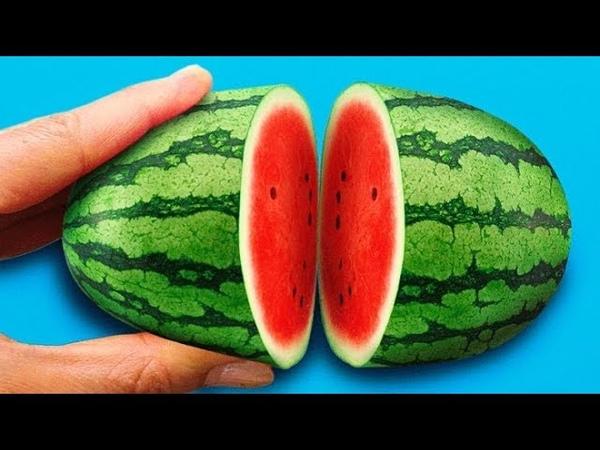 26 GENIUS FRUIT HACKS || How To Peel And Cut Fruits