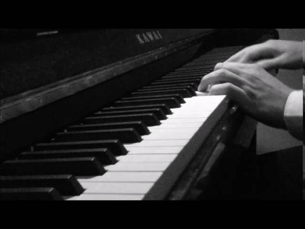 Miles Davis - Blue in green (Adam Wojciechowski, piano solo)