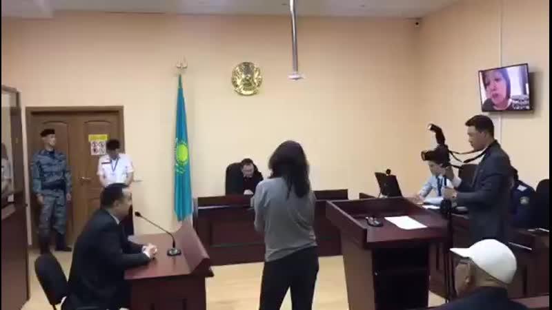 Серікжан Біләш сот залында.mp4