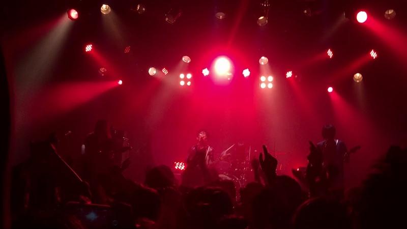 「ワールズエンド・ダンスホール」Hitorie UNKNOWN-TOUR Loveless in Shanghai