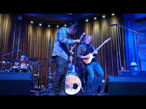 Eric Gales Andy Timmons