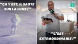 Yoann Riou commente le premier pas sur la Lune de Neil Armstrong