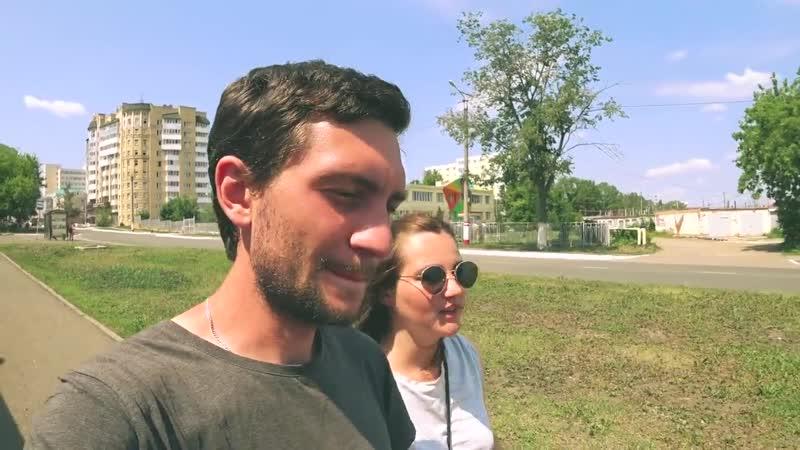 Саранск-день матча Россия - Сан-Марино-что за запах-