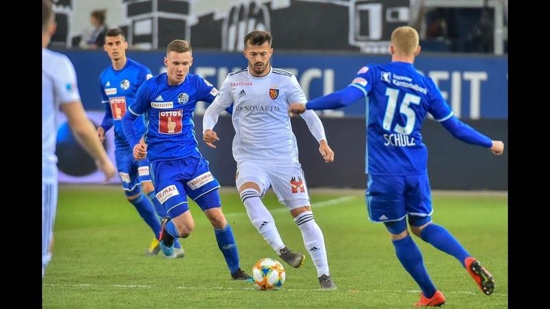 FC Luzern vs. FC Basel - 30.03.2019