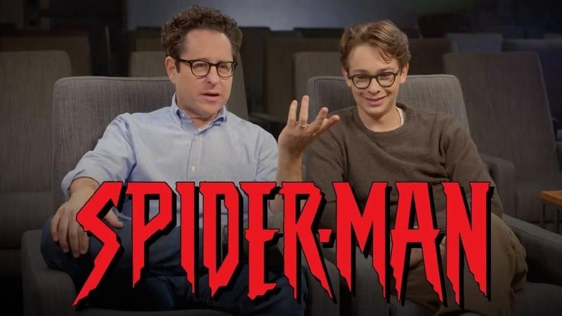 SPIDER MAN 1 by J J Abrams Henry Abrams Sara Pichelli Trailer