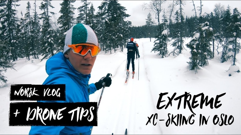 EXTREME XC-SKIING in Oslo, Norway My Drone Settings